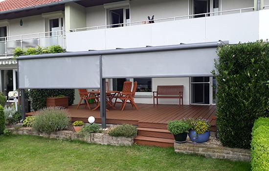Terrassenüberdachung in Göttingen von Seeckts Bauelemente