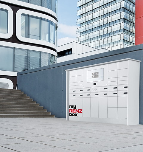 Briefkastensystem von Seeckts in Göttingen
