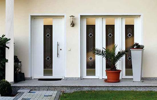 Haustür mit Wärmeschutz von Seeckts in Göttingen