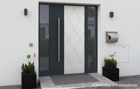 Sichere Haustüren bei Seeckts Bauelemente in Göttingen