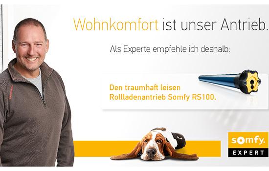 Ihr Experte für Rolläden und Rollädenmotoren von somfy in Göttingen: Stefan Seeckts