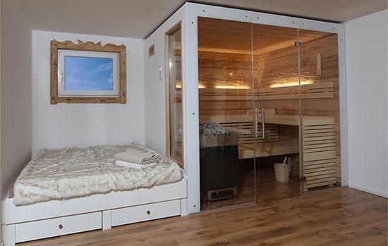 Individueller Bau von Sauna und Infrarotkabine von Seeckts Bauelemente in Göttingen