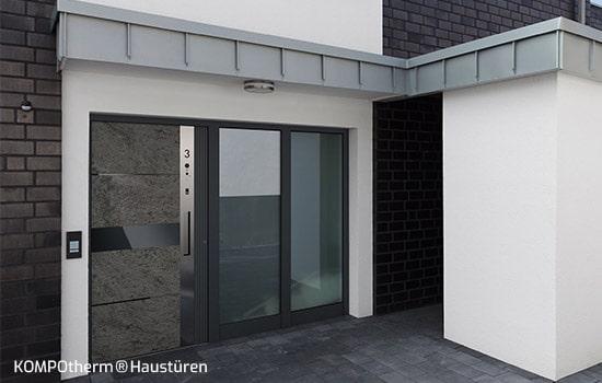 Haustüren mit Wärmedämmung von Seeckts in Göttingen