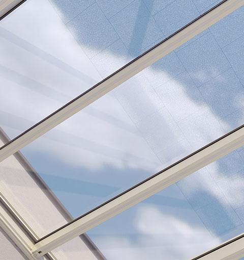 Terrassendach aus Glas von Seeckts in Göttingen